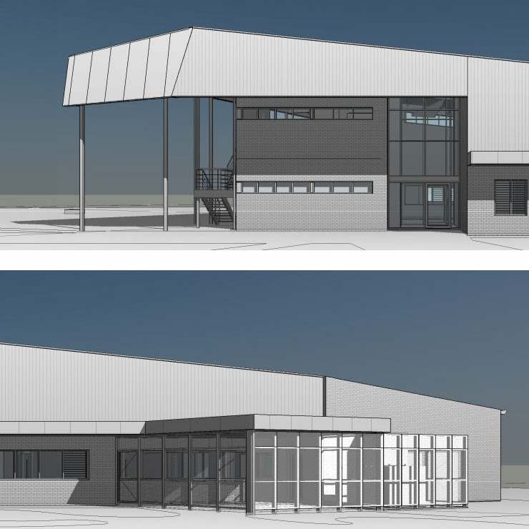 St Peters College – Stage 3A   Allmore Constructions