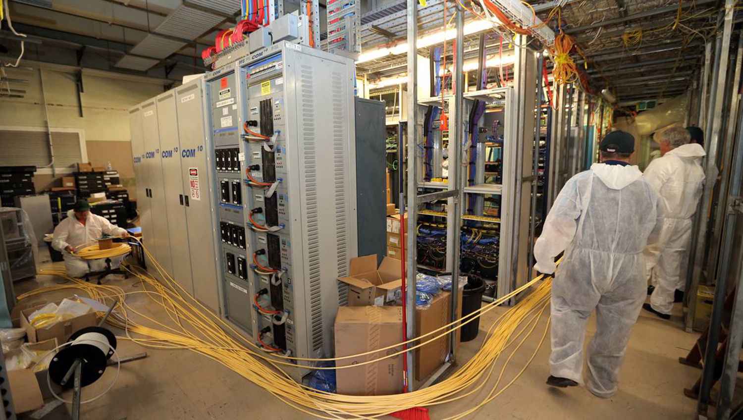 Telstra Telephone Exchanges Allmore Constructions