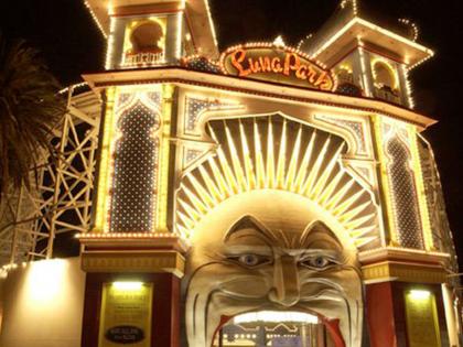 Luna Park Scenic Railway